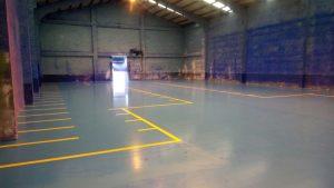 Rehabilitación de suelos y pavimentos industriales en Valencia