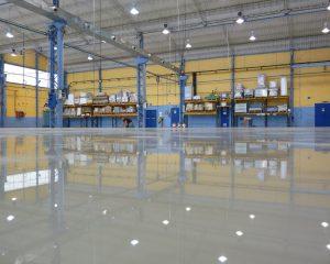 Pavimentos industriales en Levante