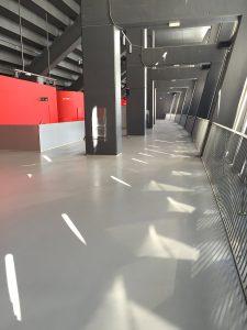Rehabilitación de suelos y pavimentos industriales en Alicante