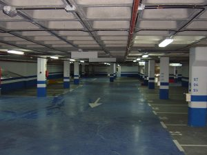 Pintura para garajes en Alicante