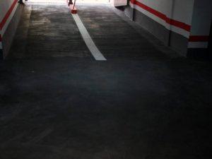 rampas de garajes en valencia