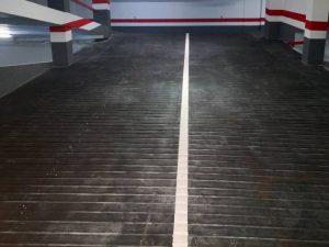 rampas de garajes en alicante
