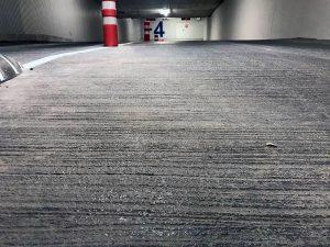 suelos en rampas de garajes